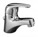 Monocomando lavabo Goldenlux con scarico e flessibile