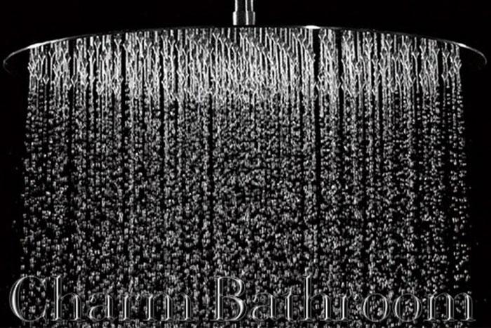 charm bathroom soffione doccia a pioggia